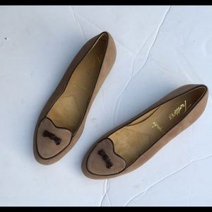 Trotters leather loafers sz 7